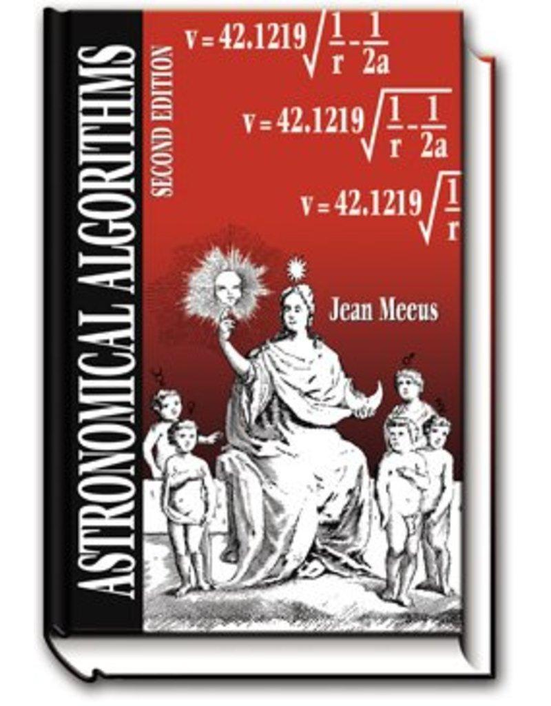 Astronomical Algorithms, 2nd edition