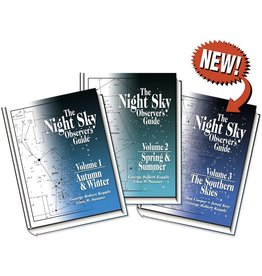 Night Sky Observer's Guide, Volume 3, The Southern Skies