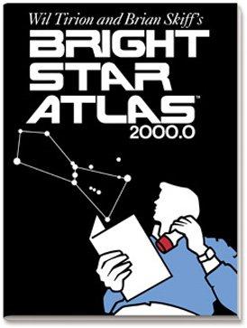 Bright Star Atlas 2000
