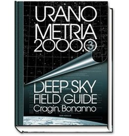 Uranometria 2000.0, Vol. 3 Deep Sky Field Guide
