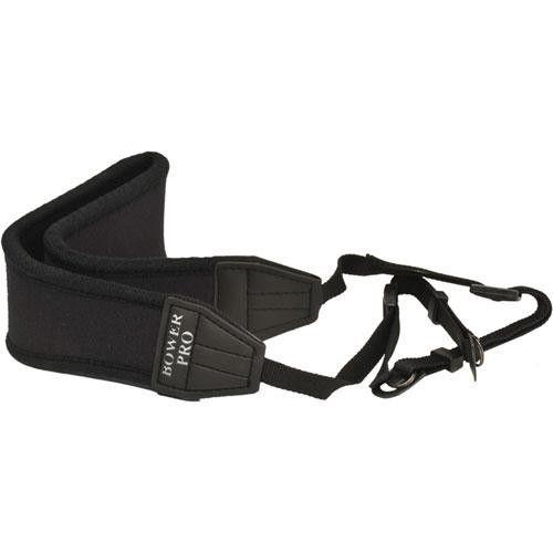 Bower #SS10 DSLR Neck Strap Black