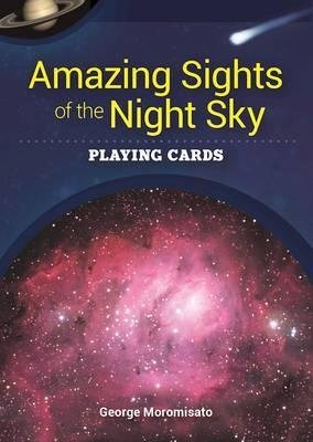 101 AMAZING SIGHTS OF THE NIGHT SKY PLAYING CARDS