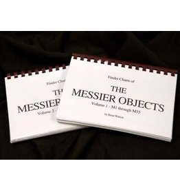 Sky Spot Finder Charts: Messier Objects in Two Volumes