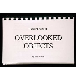 Sky Spot Finder Charts: Overlooked Objects