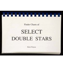 Sky Spot Finder Charts: Double Stars