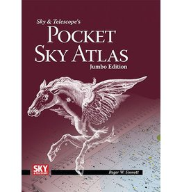 Jumbo Pocket Sky Atlas WATER RESISTANT VERSION