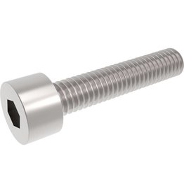 Steel Socket Cap Screws M6 x 10mm (Set of 2)