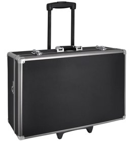 XIT Professional Quality Extra Large Hard Case with Casters