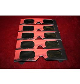 Thousand Oaks Solar Viewing Glasses (Pack of 5)