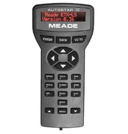 Meade Meade AutoStar III Hand Controller with Cable (For LS Models Only)