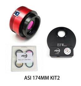 ZWO ZWO ASI174MM Monochrome CMOS Camera KIT with USB 3.0 Connection