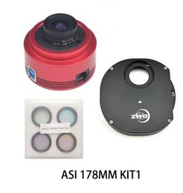 ZWO ZWO ASI178MM Monochrome CMOS Camera KIT with USB 3.0 Connection