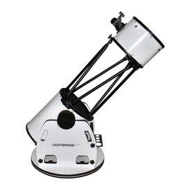 "Meade Meade Instruments 10"" LightBridge PLUS Dobsonian Telescope - Anti-Reflection Coatings"