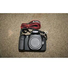 Canon EOS 60D 18 MP CMOS DSLR Camera BODY (Pre-owned)