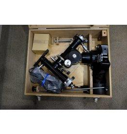"Unitron Polarex 102mm 4"" Refractor equatorial mount Model 152"