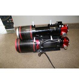 William Optics FLT98 & Zenithstar 66 ED (Piggyback) with Moonlite Focusers with case