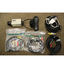 Mallincam Pro Jr with 7 inch Monitor & cables (Pre-owned)
