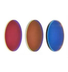 Optolong 36mm Unmounted Filter Set with H-Alpha, SII, and OIII Filters - HASIIOIII-36U