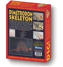 Dimetrodon Skeleton Excavating Kit