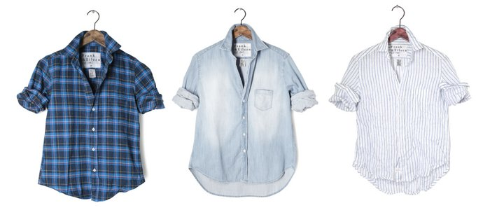 A Love Story Told in a Button- Down Shirt