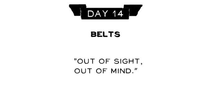 Day 14: Belts