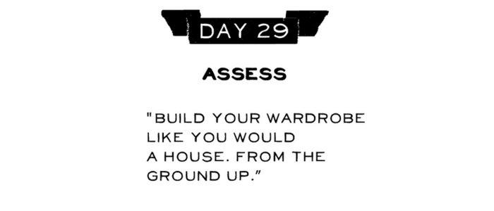 Day 29: Assess
