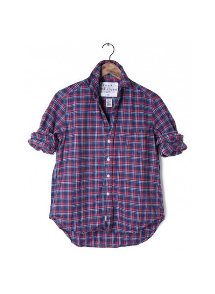 Frank & Eileen Elieen Plaid Button Up
