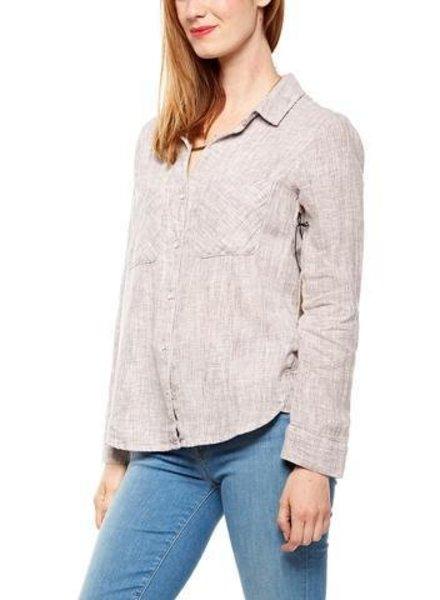 Bella Dahl Linen Button Up