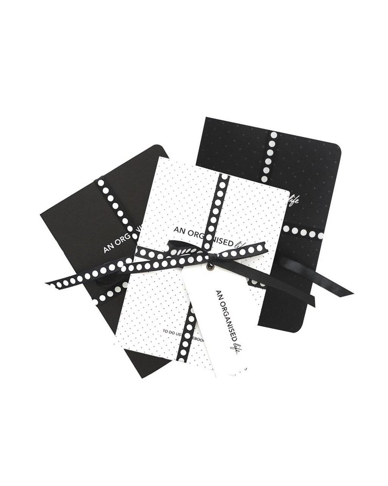An Organised Life Notebook Set
