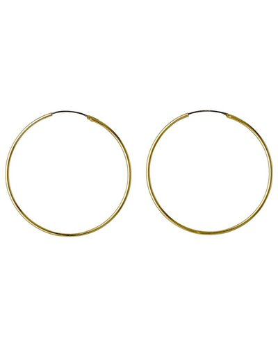Pilgrim Medium Hoop Earrings
