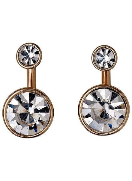 Pilgrim 2 n 1 Earrings