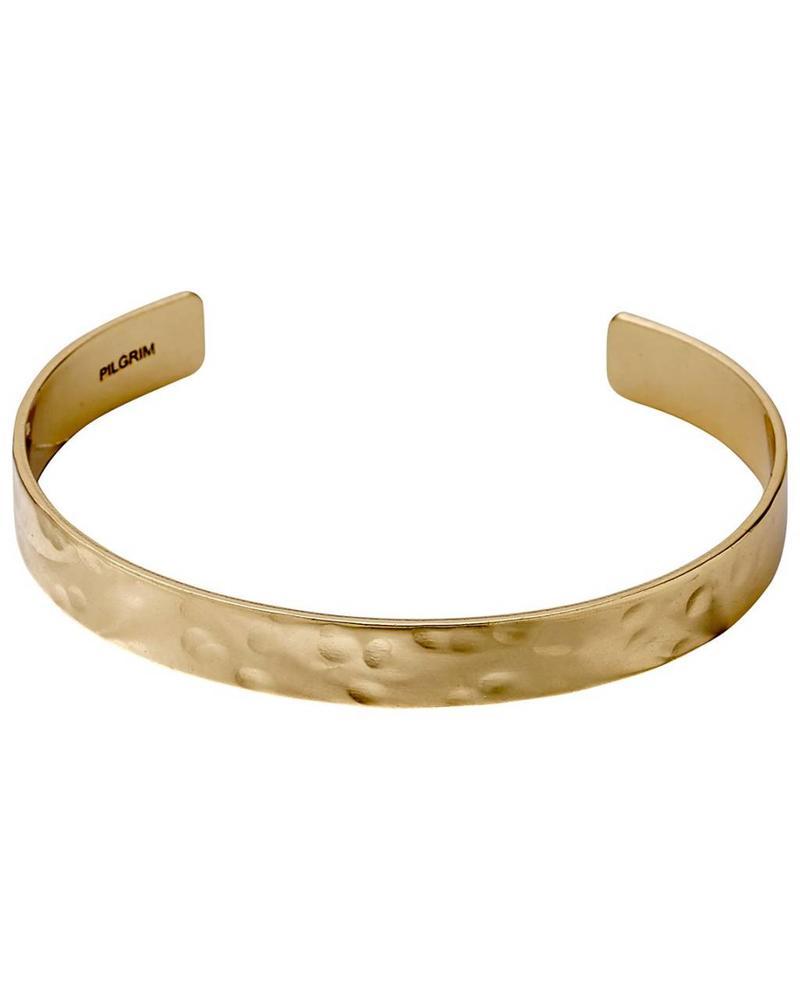 Pilgrim Hammered Bracelet