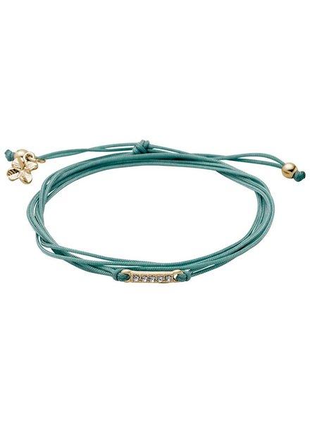 Pilgrim Wrap Bracelet