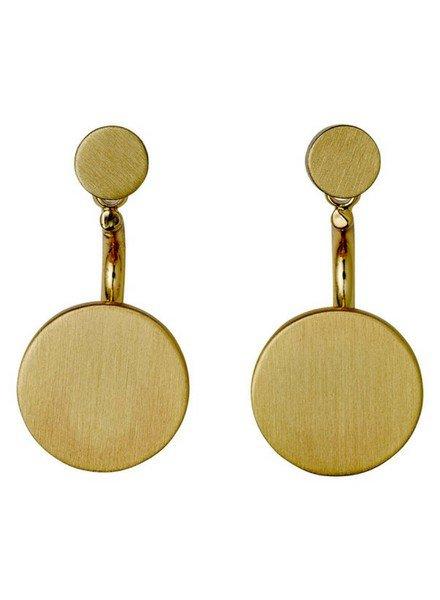 Pilgrim Mell 2 in 1 Earrings