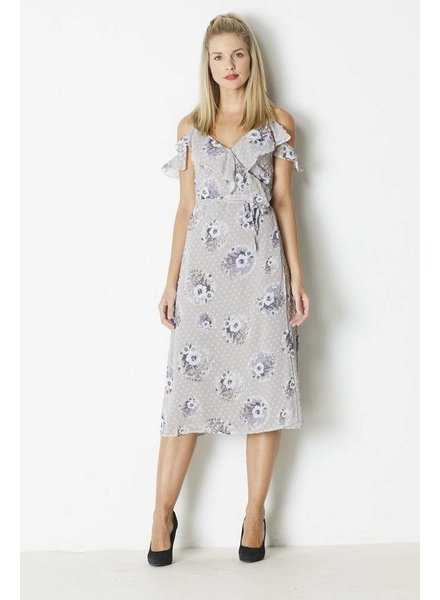 Bishop & Young Bella Wrap Dress