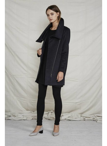 Cable Melbourne Cassie Wool Coat
