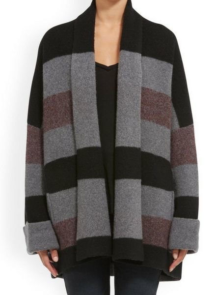 360 Sweater Paula - Open Overcoat Sweater