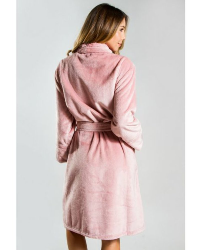 PJ Salvage Silky Robe