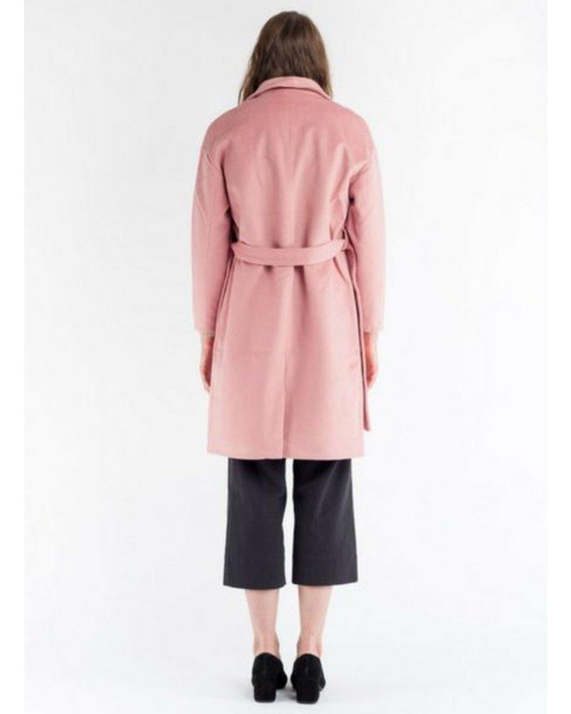 SelfHood Wool/Poly Jacket - Shawl Lapel
