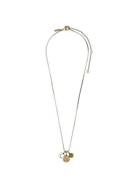 Pilgrim Fortune Necklace Friendship