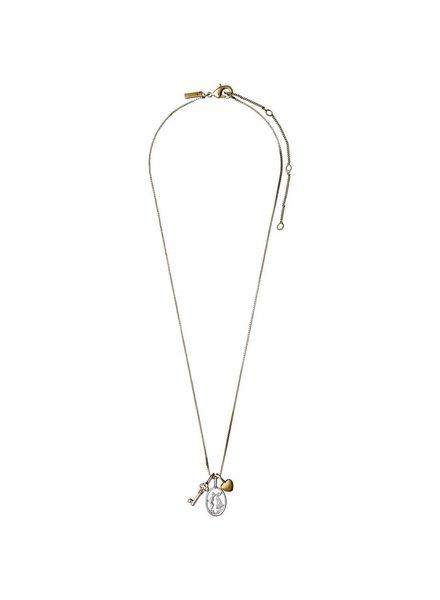 Pilgrim Fortune Necklace Love