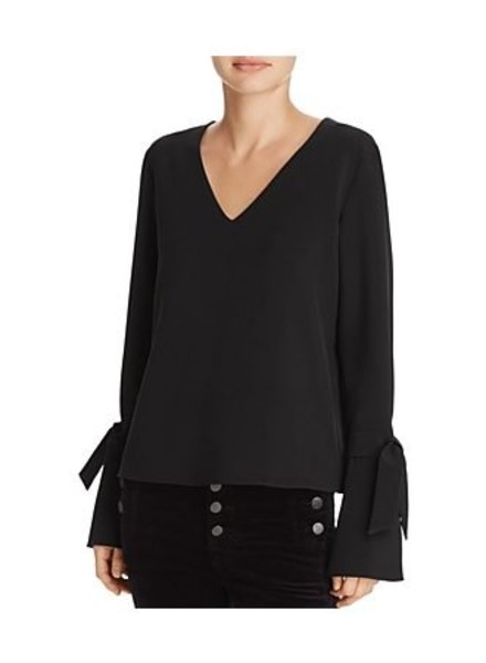 Cooper & Ella Isabel Tie Sleeve Top