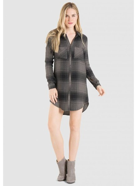 Bella Dahl Hipster Shirt Dress