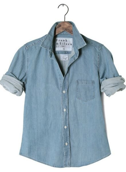 Frank & Eileen Barry Denim Wash