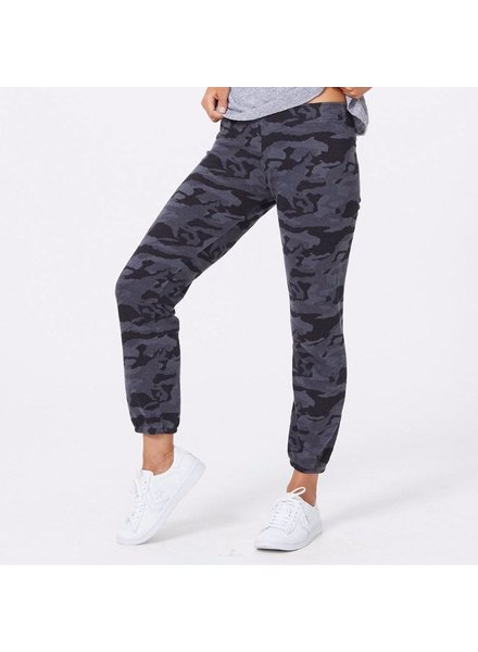 Monrow Elastic Waist Band Sweats