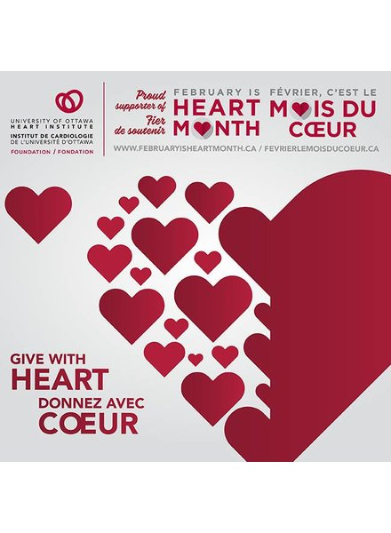 February Heart Month Donation