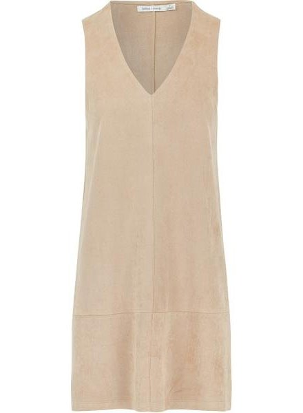 Bishop & Young Faux Suede Shift Dress