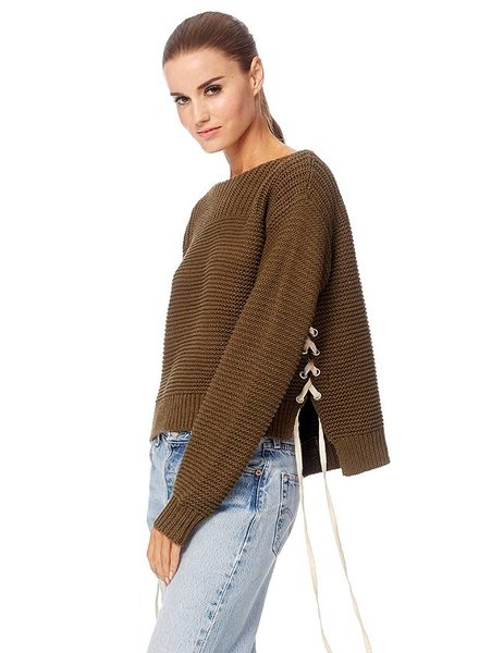 360 Sweater Emilia Crew Neck Sweater