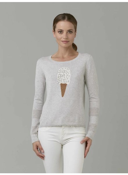 Lisa Todd Lickety Split Sweater