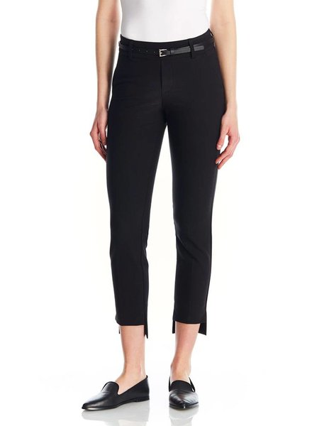 I Love Tyler Madison Split Hem Belted Pant